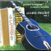 Couverture du titre Django Project, Vol. 1