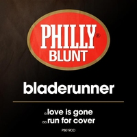 Cover of the track Love Is Gone / Run for Cover - Single