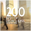 Cover of the album 200 Best of Drum & Bass Tracks 2014