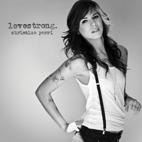Cover of the track Lovestrong. (Deluxe Version)