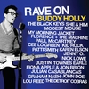 Couverture de l'album Rave On Buddy Holly (Bonus Track Version)