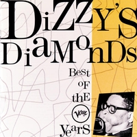 Cover of the track Dizzy's Diamonds: The Best of the Verve Years