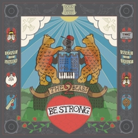 Cover of the track Be Strong