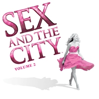 Cover of the track Sex and the City, Vol. 2 (More Music from the Movie)
