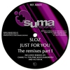 Cover of the album Just for You (The Remixes Part 1)