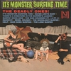 Cover of the album It's Monster Surfing Time