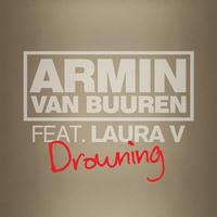 Couverture du titre Drowning (feat. Laura V) - EP