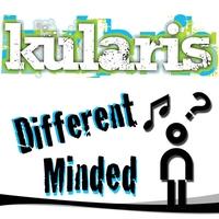 Couverture du titre Different Minded EP