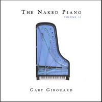 Couverture du titre The Naked Piano, Volume 2