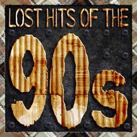 Couverture du titre Lost Hits of the 90's (All Original Artists & Versions)