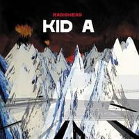 Couverture du titre Kid A