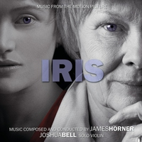 Cover of the track Iris (Music from the Motion Picture)