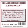 Cover of the album Schlagerstars singen zur Weihnacht