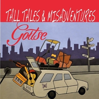 Cover of the track Tall Tales & Misadventures