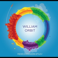 Cover of the track Pieces In a Modern Style, Vol. 2