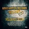 Couverture de l'album Hard Kryptic Records Yearmix 2013 (Continuously Mixed By Hard-Tex & How Hard)