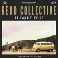 Cover of the track As Family We Go (Deluxe Edition)