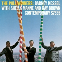 Cover of the track The Poll Winners