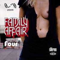 Couverture du titre Mojo Jazz Present Family Affair - Chapter Four