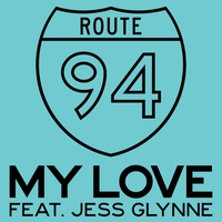 Cover of the track My Love (feat. Jess Glynne) - Single