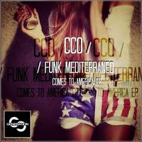 Couverture du titre Funk Mediterraneo EP