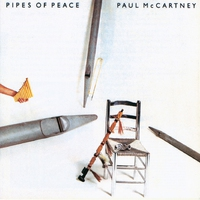 Cover of the track Pipes of Peace