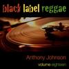 Cover of the album Black Label Reggae (Volume 18)