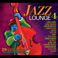 Cover of the track Jazz Lounge 4 (Disc One)