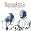 Cover of the album Brownie & Sonny - The Giants of the Blues (Remastered)