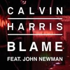 Cover of the track Blame (feat. John Newman)