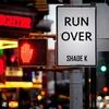 Cover of the album Run Over - Single