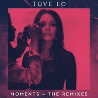 Cover of the track Moments (The Remixes) - Single