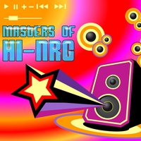 Couverture du titre Masters of Hi-NRG