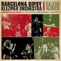 Couverture du titre Balkan Reunion