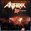 Couverture de l'album Anthrax Live: The Island Years