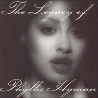 Couverture du titre The Legacy of Phyllis Hyman (Remastered)