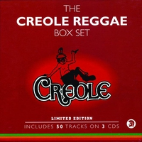Cover of the track The Creole Reggae Box Set
