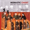 Cover of the album Monastic Chant - 12th & 13th Century European Sacred Music