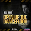 Couverture de l'album Open Up the Dancefloor (DJ Edition)