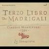 Couverture de l'album Monteverdi: Terzo Libro dei Madrigali