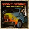 Couverture de l'album Truckin' Country