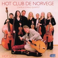Cover of the track Hot Cats