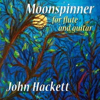 Couverture du titre Moonspinner - for Flute and Guitar