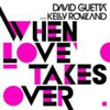 Cover of the track When Love Takes Over