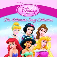 Cover of the track Disney Princess: The Ultimate Song Collection