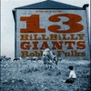 Couverture de l'album 13 Hillbilly Giants