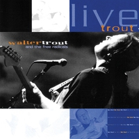 Cover of the track Live Trout, Vol. 1
