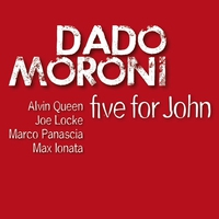 Couverture du titre Five for John (feat. Alvin Queen, Joe Locke, Marco Panascia & Max Ionata)
