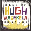 Couverture de l'album The Best of Hugh Masekela On Novus