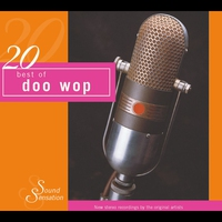 Cover of the track 20 Best of Doo Wop (Original Artist Re-Recording)